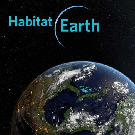 Habitat Earth poster