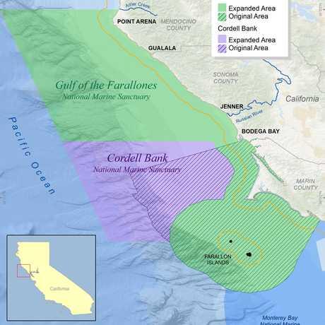National Marine Sanctuary Expansions