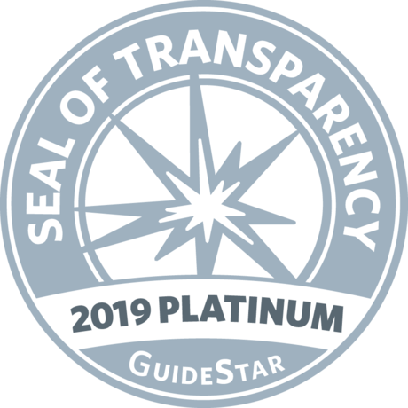 The Academy's 2019 Guidestar Platinum Seal of Transparency
