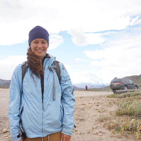 Sarah Jacobs joins the Academy as our newest botany curator