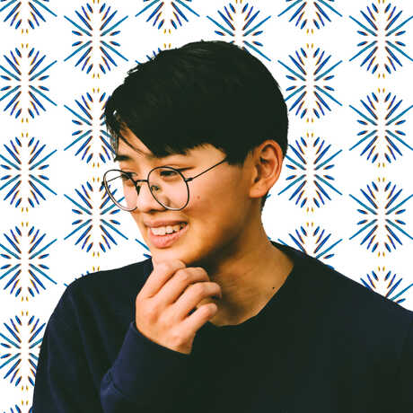 A portrait photo of Oliver Nguyen